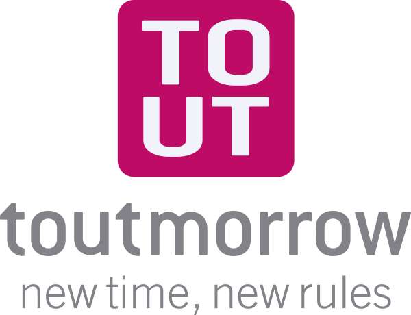Toutmorrow New time, New rules
